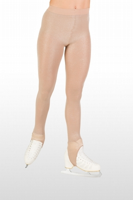 buy online Skating STIRRUP TIGHTS WITH LUREX 40 DEN